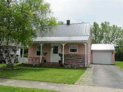 Massena Single Family Home For Sale: 9 Kennedy Court