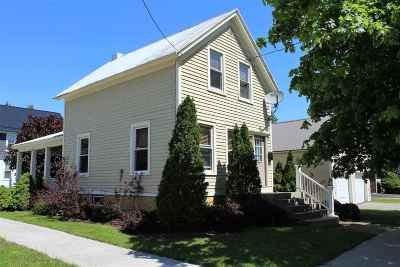 St Lawrence County Single Family Home For Sale: 802 Lafayette Street