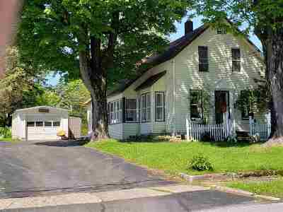 St Lawrence County Single Family Home For Sale: 131 Park