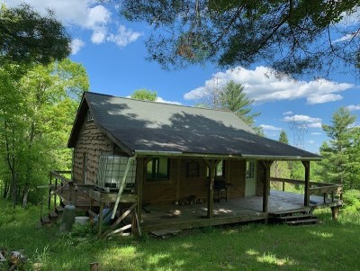 St Lawrence County Single Family Home For Sale: Campbell Road