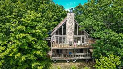 Hammond, Morristown, Heuvelton Waterfront For Sale: 96 Woodley Way