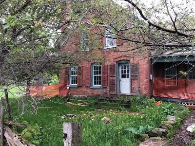 St Lawrence County Single Family Home For Sale: 384 Nation Rd.