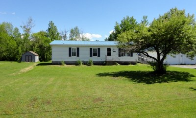 Single Family Home For Sale: 1546 County Route 22