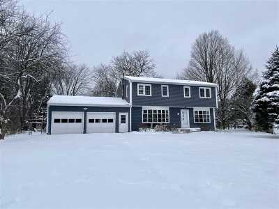 St Lawrence County Single Family Home For Sale: 18 Circle Dr