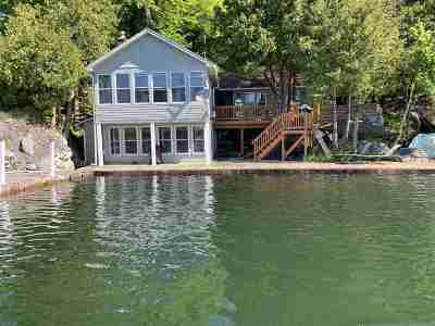 Gouverneur Waterfront For Sale: 15 North Shore Road