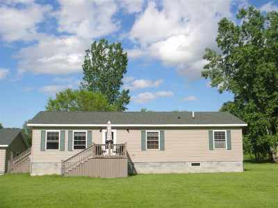 Ogdensburg Single Family Home For Sale: 702 Piquet Dr