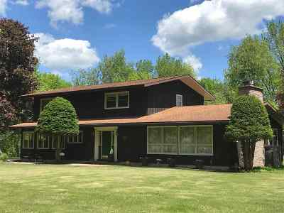 St Lawrence County Single Family Home For Sale: 6326 Sh 56