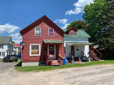Massena Multi Family Home For Sale: 201 East Orvis Street