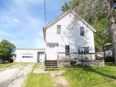 Gouverneur NY Single Family Home For Sale: $24,000