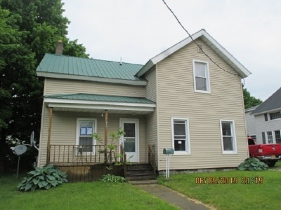 Gouverneur NY Single Family Home For Sale: $28,000