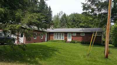 Star Lake NY Waterfront For Sale: $249,900