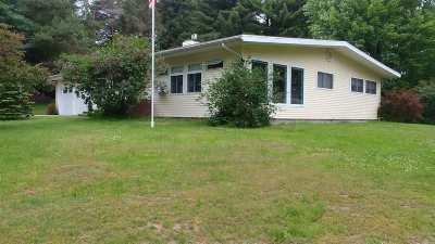 Potsdam NY Single Family Home For Sale: $167,500