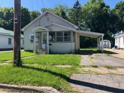 Massena Single Family Home For Sale: 10 Richards St.