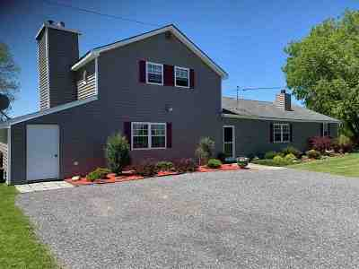 Lisbon Single Family Home For Sale: 7663 County Route 27