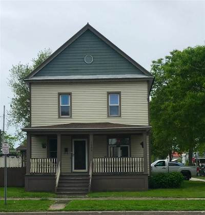 Ogdensburg Single Family Home For Sale: 1203 State Street
