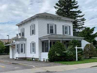Massena NY Multi Family Home For Sale: $59,900