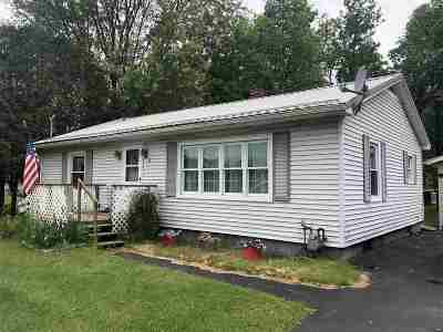 St Lawrence County Single Family Home For Sale: 37 Lincoln Avenue