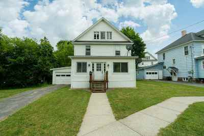 Alexandria Bay Single Family Home For Sale: 82 N. Crossmon St.