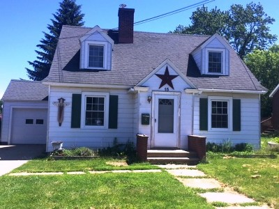 Massena Single Family Home For Sale: 15 Talcott Street