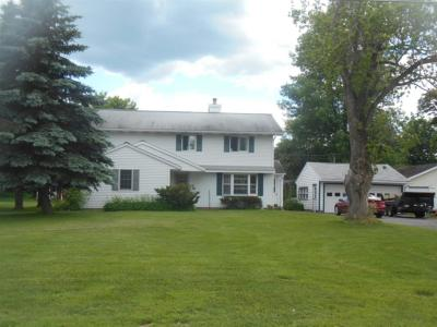 Massena Single Family Home For Sale: 389 Willard Road