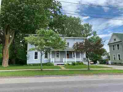 St Lawrence County Multi Family Home For Sale: 281 Main Street