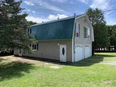 St Lawrence County Single Family Home For Sale: 153 Lakeshore Drive
