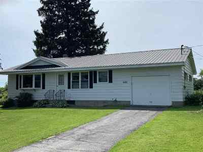 Hermon Single Family Home For Sale: 680 West Rd
