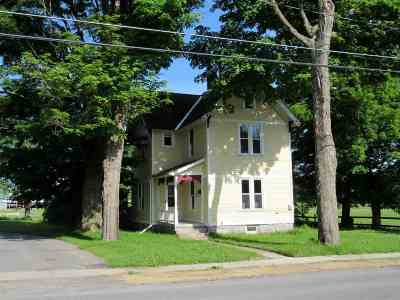 Gouverneur NY Single Family Home For Sale: $53,000