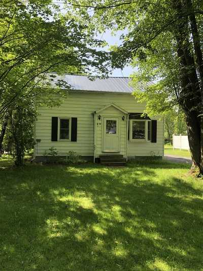St Lawrence County Single Family Home For Sale: 2132 Cr 38, Plumbrook Road