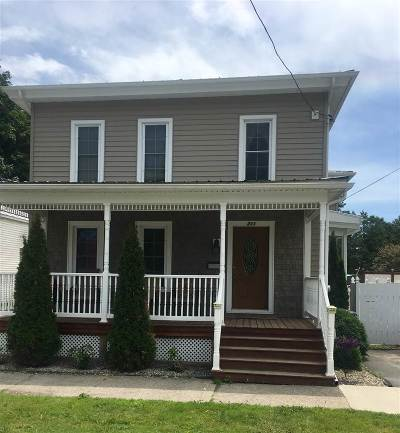 St Lawrence County Single Family Home For Sale: 211 Lafayette