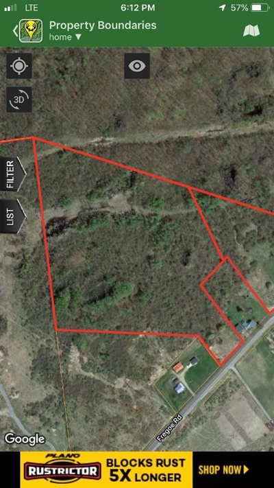 Massena Residential Lots & Land For Sale: Fregoe Road