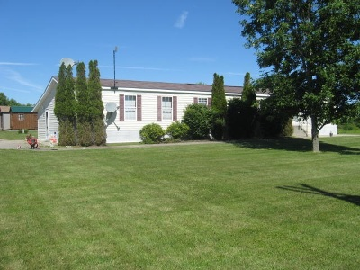 St Lawrence County Single Family Home For Sale: 864 McCormick Rd