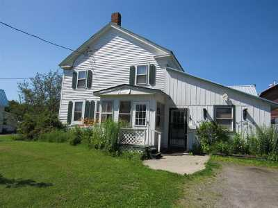 St Lawrence County Single Family Home For Sale: 95 Rensselaer