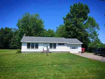 St Lawrence County Single Family Home For Sale: 9089 State Highway 56