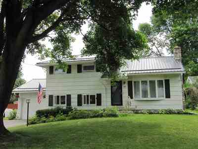 Massena Single Family Home For Sale: 50 Windsor Road