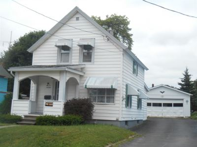 St Lawrence County Single Family Home For Sale: 3 Stearns Street