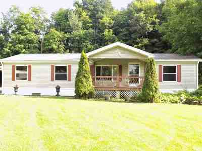 Richville NY Single Family Home For Sale: $117,500