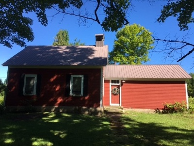 Canton NY Single Family Home For Sale: $58,000