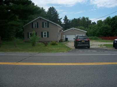 Massena Single Family Home For Sale: 1859 State Hwy 420