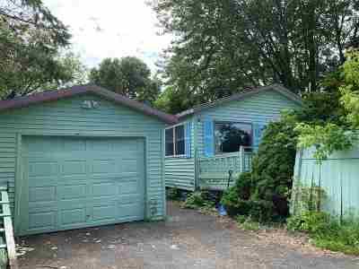 Ogdensburg NY Single Family Home For Sale: $40,000