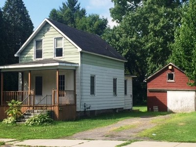 Massena Single Family Home For Sale: 66 Parker Avenue
