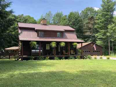 St Lawrence County Single Family Home For Sale: 248 Gulf Road