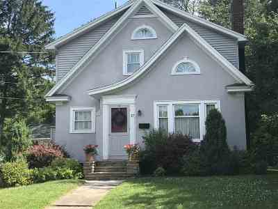 Canton Single Family Home For Sale: 17 Prospect St.