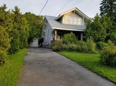 Gouverneur Single Family Home For Sale: 170 E Main
