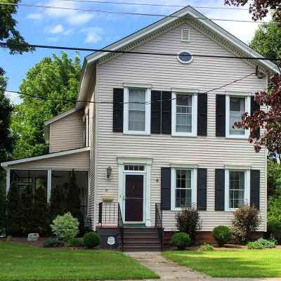 Gouverneur Single Family Home For Sale: 21 Rowley Street