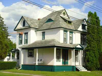 Ogdensburg Single Family Home For Sale: 500 Mansion Avenue