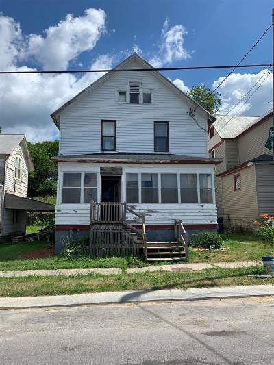 Morristown, Brier Hill Single Family Home For Sale: 212 Main Street