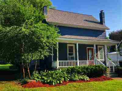 Canton Single Family Home For Sale: 16 Crescent Street
