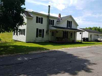 Canton Single Family Home For Sale: 418 Meade Rd