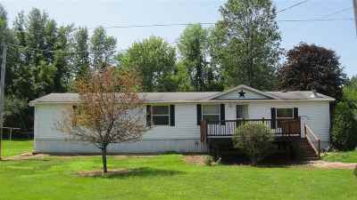 Ogdensburg Single Family Home For Sale: 511 Stone Church Road
